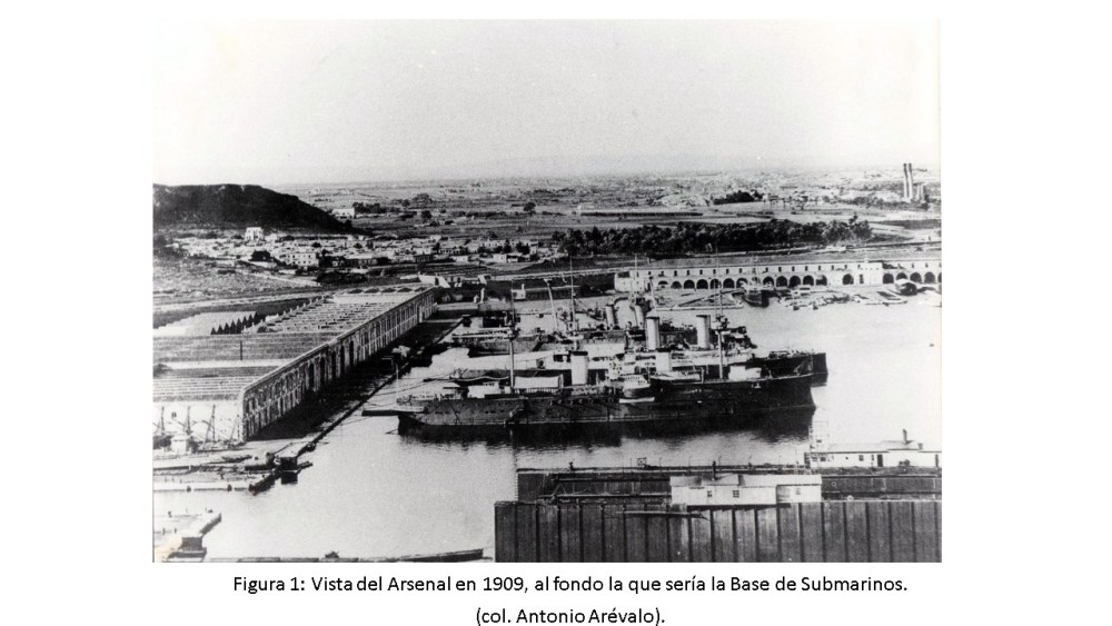 La Base de Submarinos de Cartagena (1915-2015) (1/6)