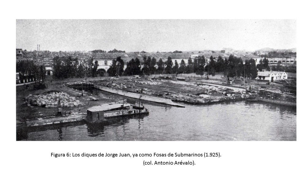 La Base de Submarinos de Cartagena (1915-2015) (6/6)