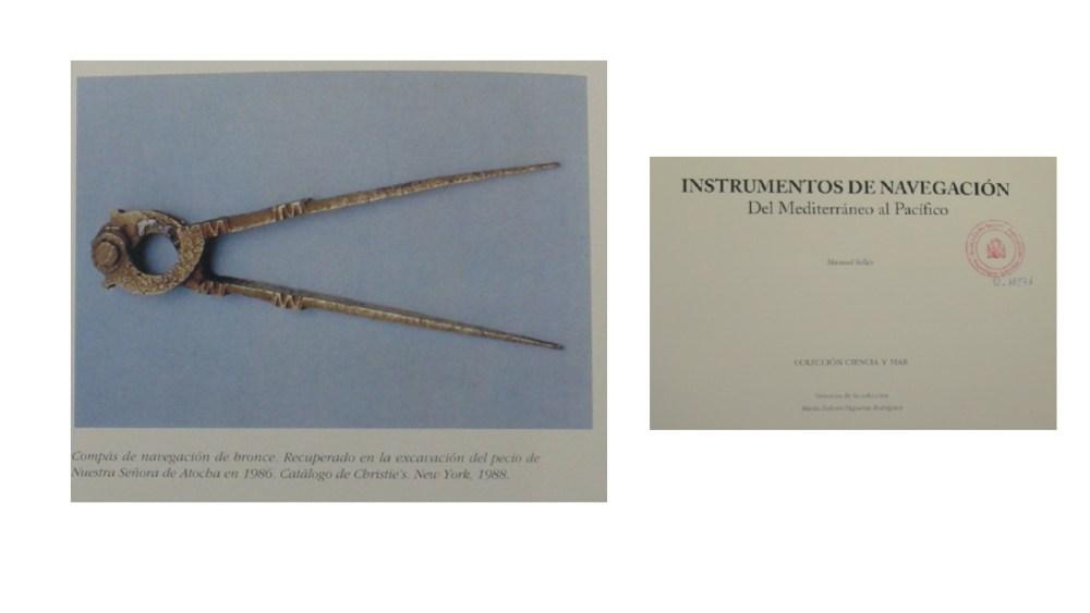Estudios sobre instrumentos de navegación: (5/6)