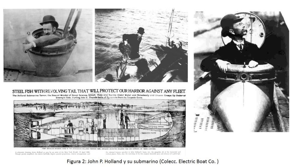 El Isaac Peral (A-0), primer submarino de la Flotilla (2/6)