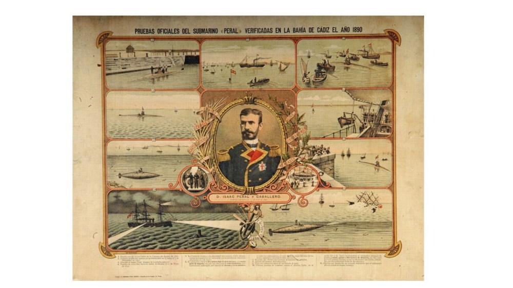 El Arma Submarina y su nacimiento: ¿1888 ó 1915? (3/6)