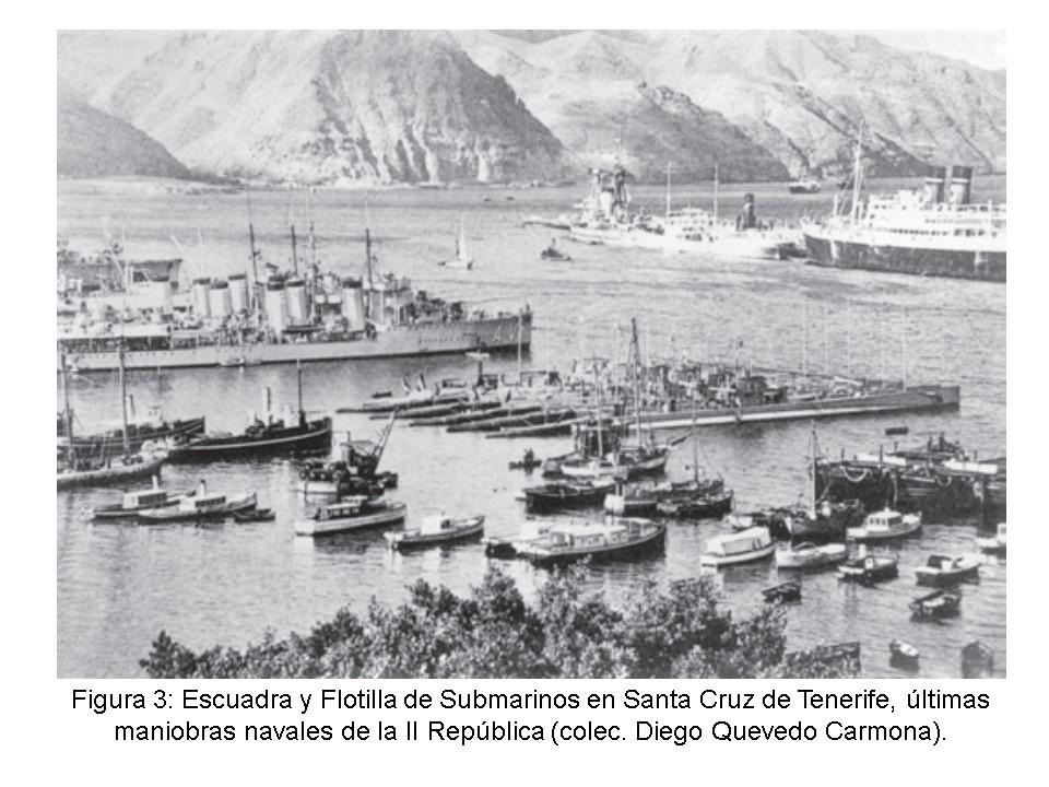 La pérdida del submarino C-5 y D. José María de Lara (3/6)