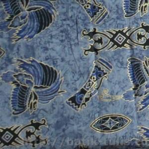 gambar batik tifa honai