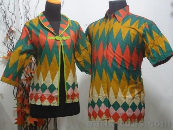 baju batik sarimbit motif rangrang