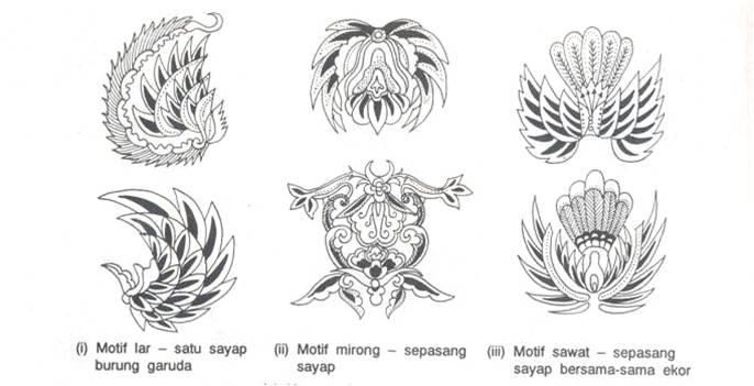 Motif Fauna  batikcun