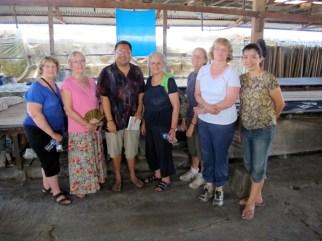 Foto bersama Group 1