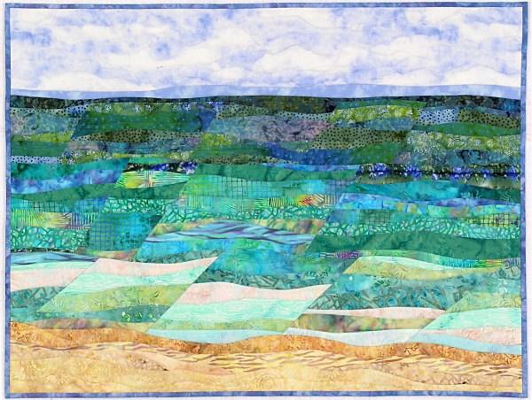 quilt landscape quilts and landscapes