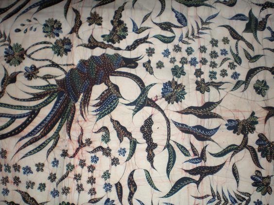 Batik TANJUNGBUMI  Karya seni batik warisan leluhur orang