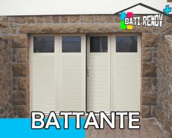 Portes de garages battantes Villeurbanne, Décines-Meyzieu, Décines (69), Lyon, Rhône (69), Ain (01), Isère 38)