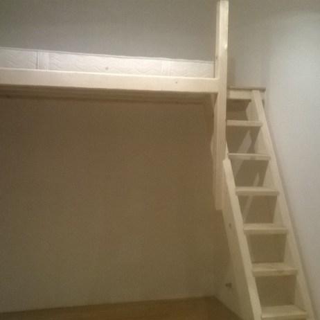 Mezzanine bois sur mesure