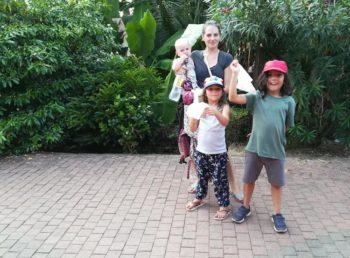 Monoparentale en voyage: comment je me suis retrouvée au Sri Lanka avec mes 3 enfants !