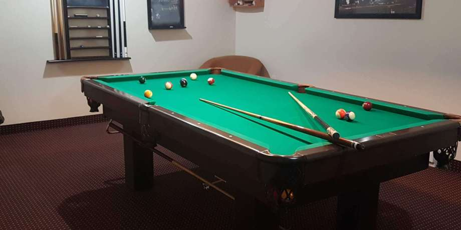 Le Saint-Charles – Valleyfield : Billard