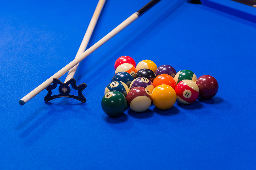 Manoir Sully – Québec : billard