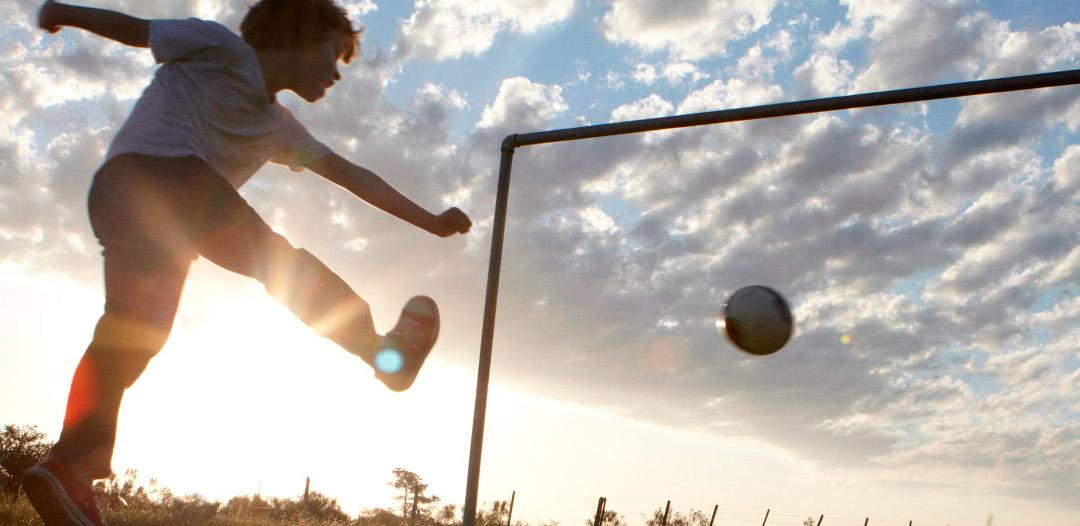 Esporte que gera transformação