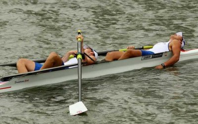 Race pace – fly and die, bide your time or throw it all out to row from feel?