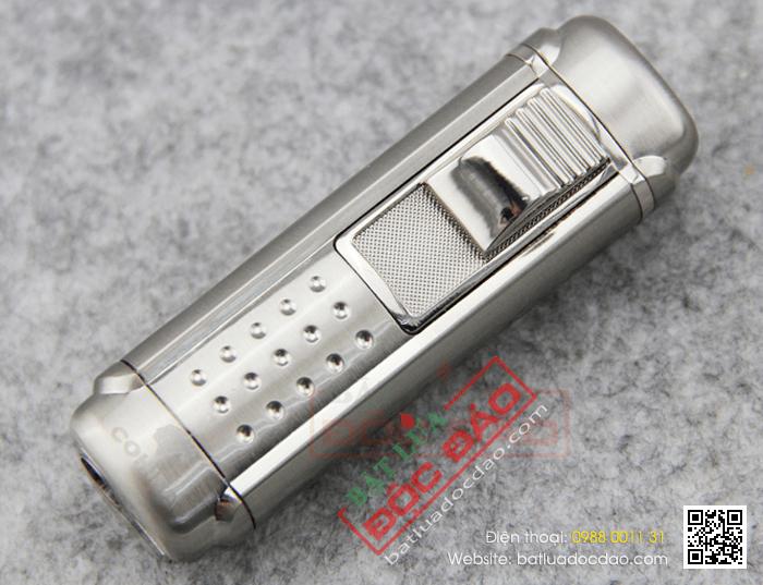 Bật lửa khò hút Cigar (xì gà) Cohiba chính hãng loại 4 tia lửa cực mạnh - Mã SP: BLH027