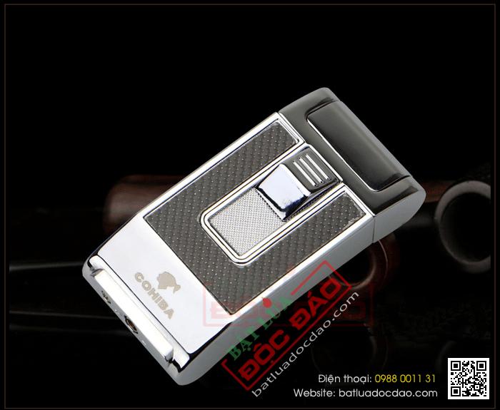 Bật lửa khò hút Cigar Cohiba chính hãng loại 1 tia lửa - Mã SP: BLH090
