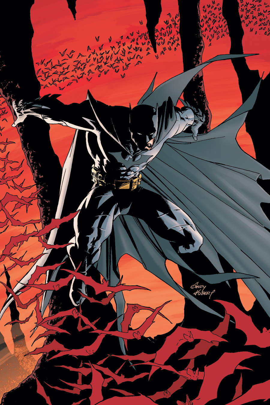 Batman vs The Black Glove