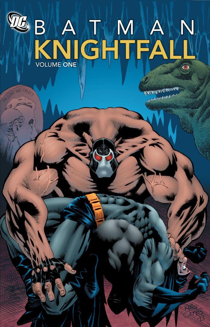 Batman Knightfall Vol 1 Review