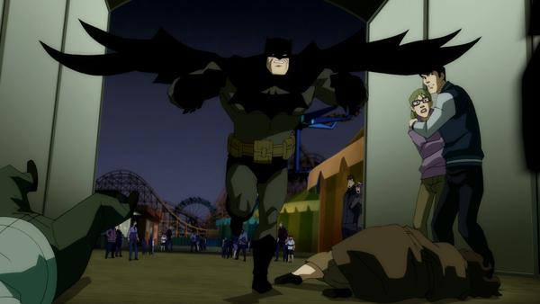 BatmanRunning