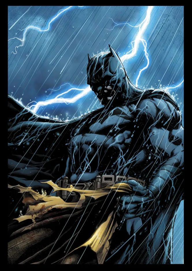 Cover By: Jason Fabok