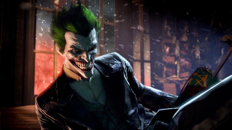 New batman arkham origins screenshots give first look at the arkham origins joker voltagebd Image collections
