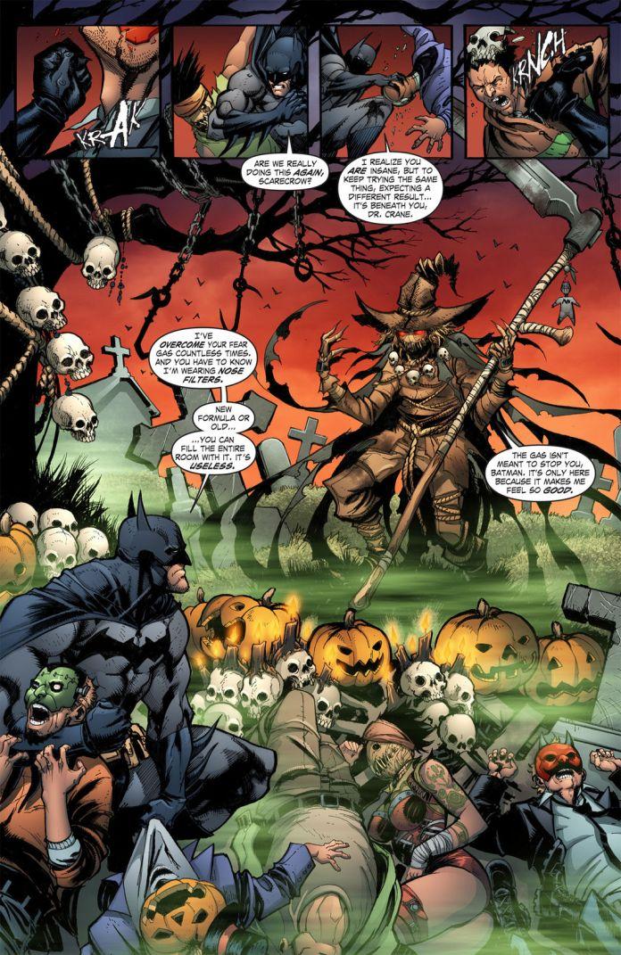 BatmanvsScarecrow