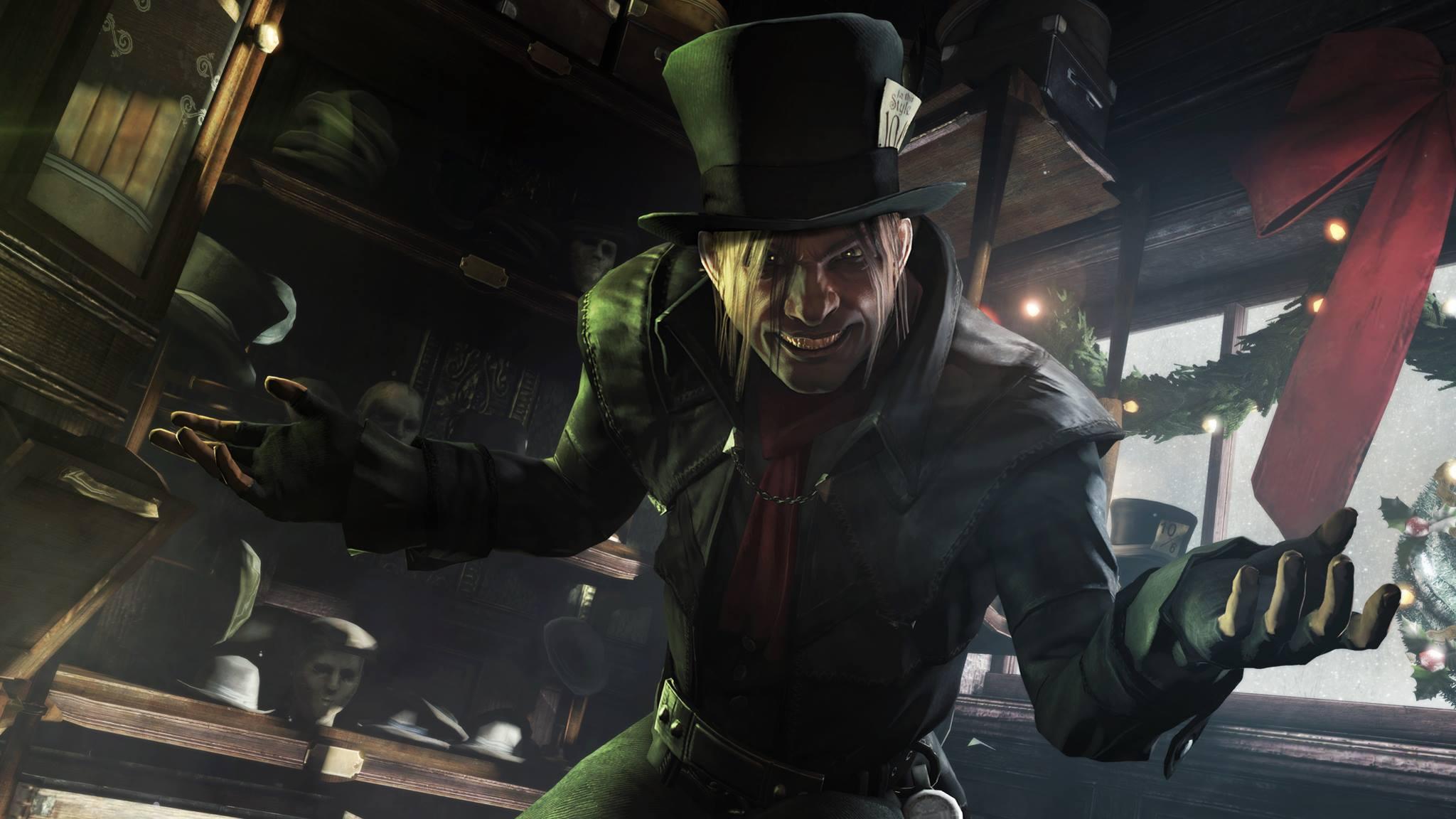 Image result for Mad Hatter Batman Villain