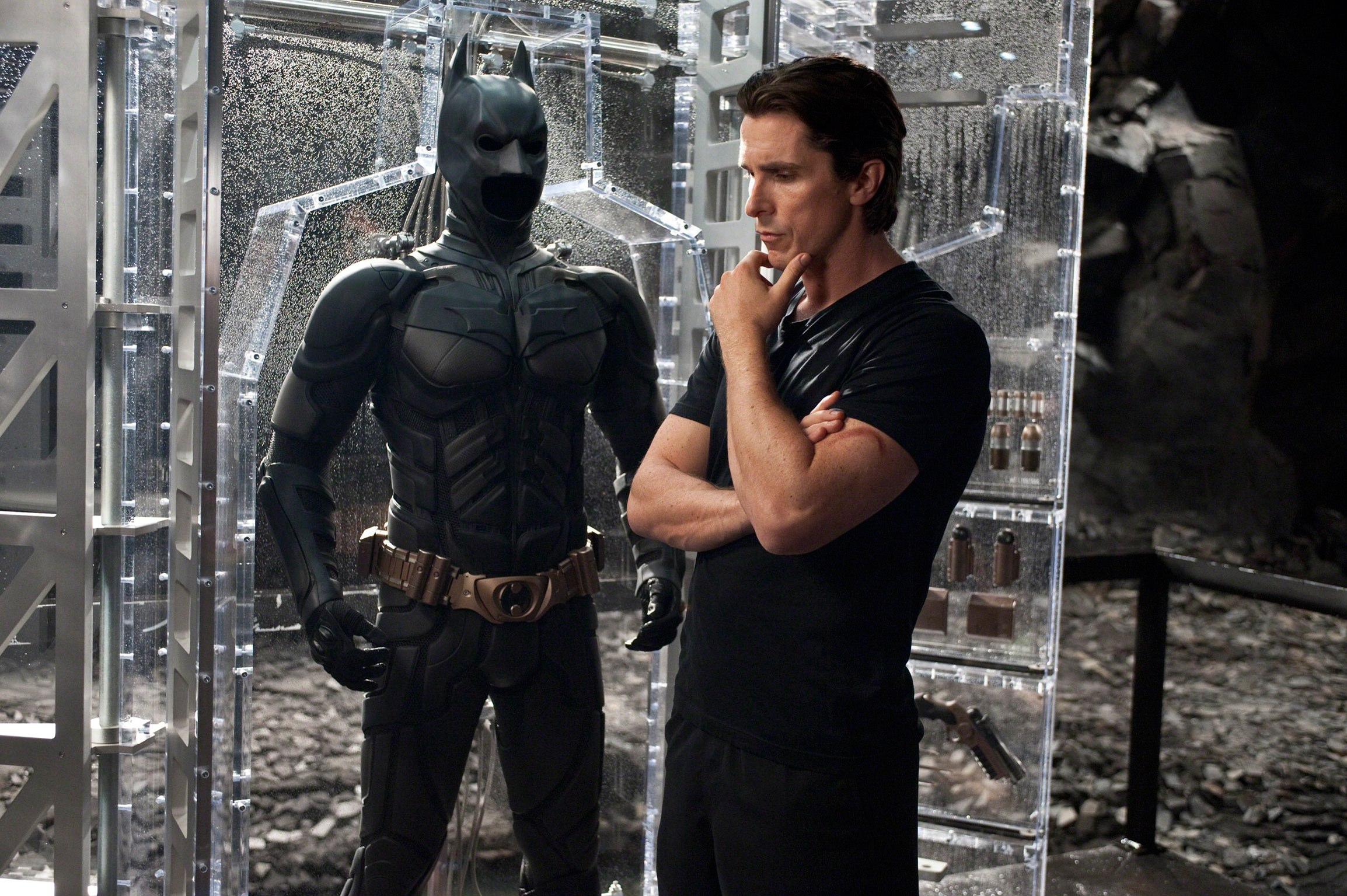 Christian Bale Famous Actors Who Do Their Own Stunts
