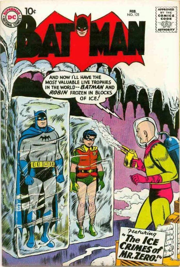 Batman 121 Image