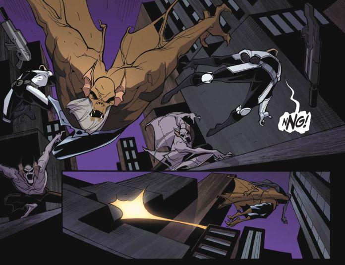 Beyond Man-Bat