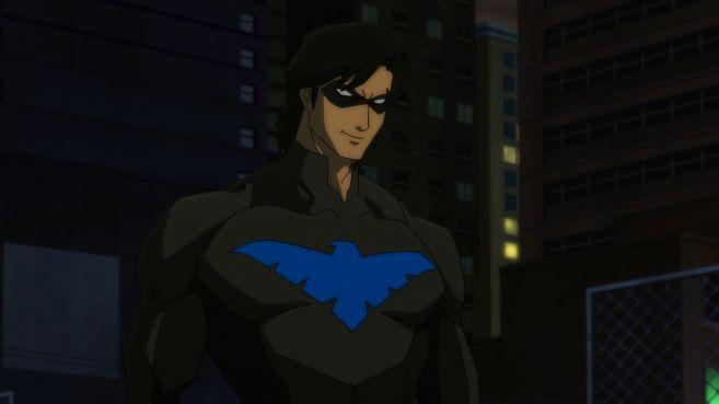 SoBat - Nightwing 01