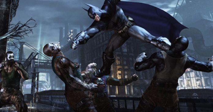 Arkham Fighting