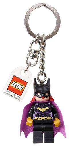 Amazon - LEGO Batgirl Keychain