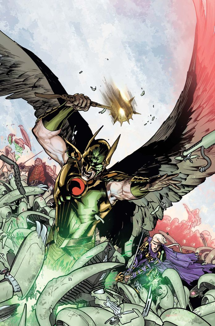 Futures End 12