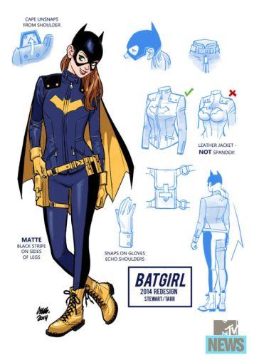New Batgirl 2