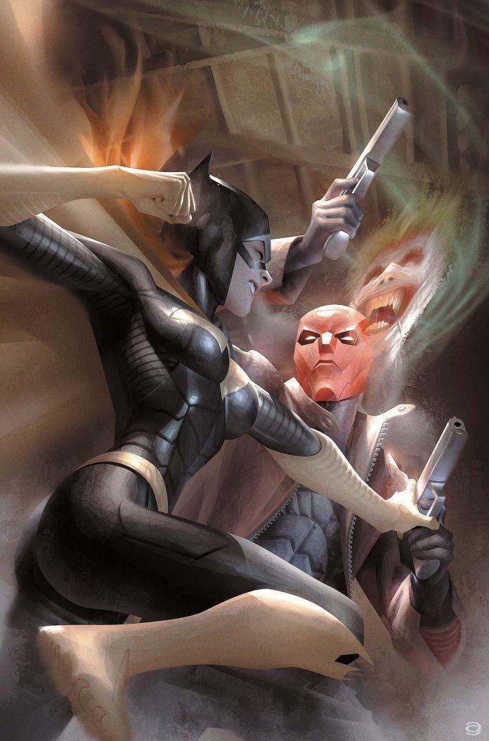 Batman Eternal 19
