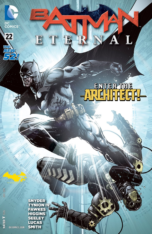 Batman Eternal 22