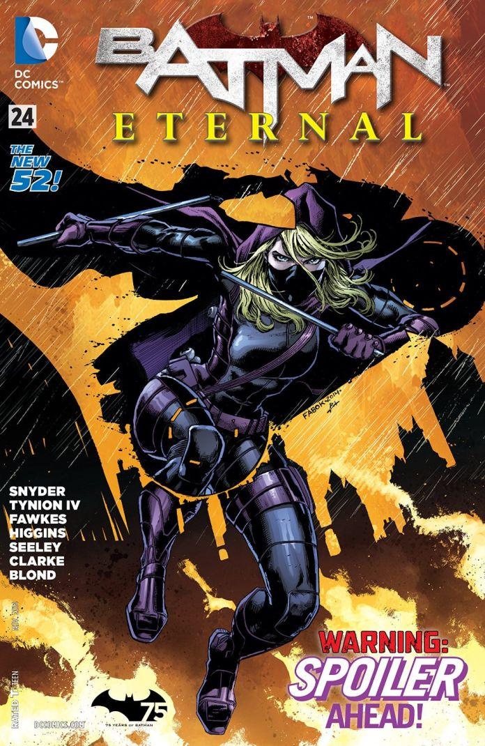 Batman Eternal 24