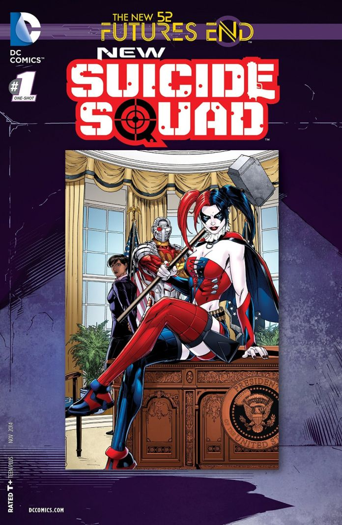 New Suicide Squad FE 1