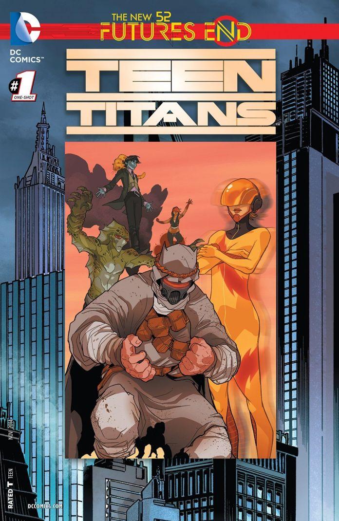 Teen Titans FE 1