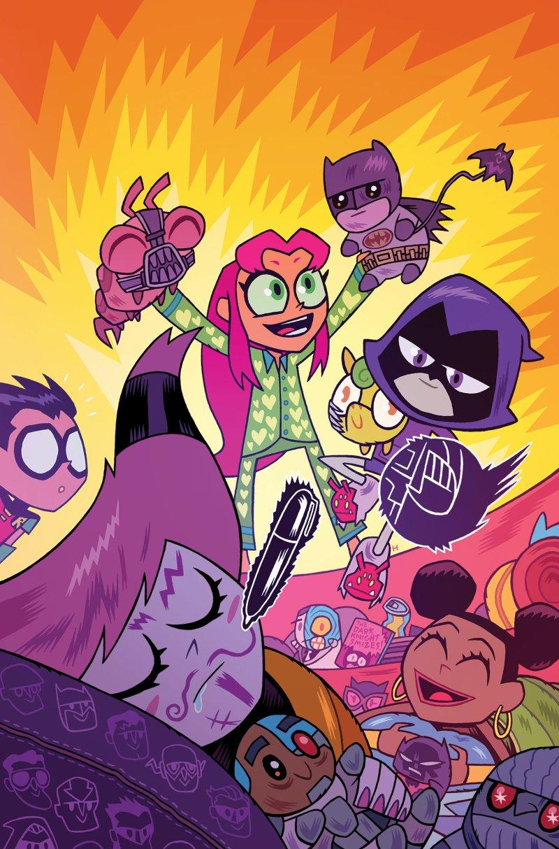Teen Titans Go 6 Review - Batman News-8142