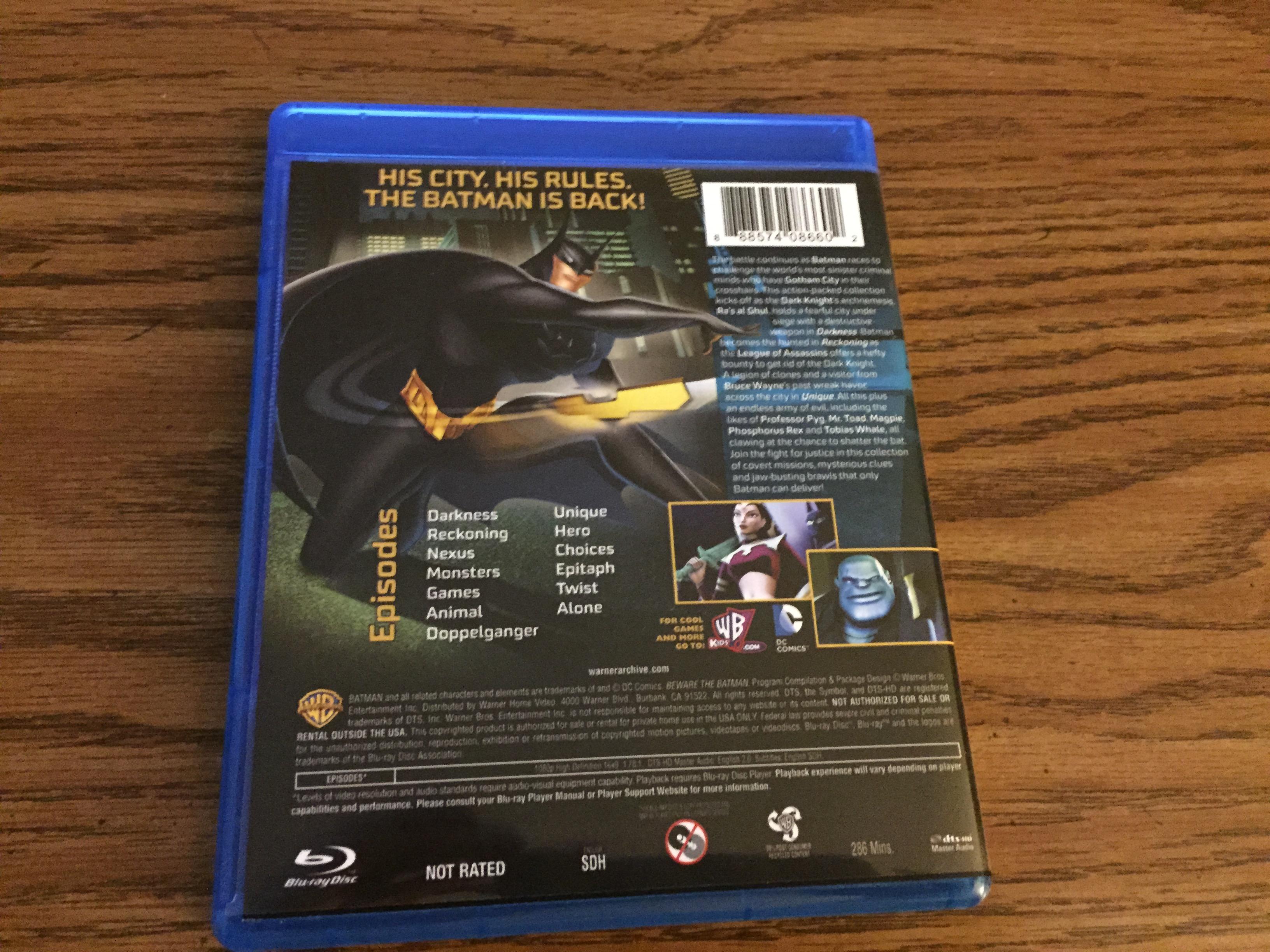 beware the batman dark justice season 1 part 2 review batman news. Black Bedroom Furniture Sets. Home Design Ideas