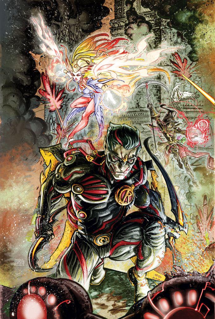 Infinite Crisis 6