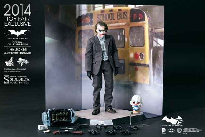 Ledger Joker Hot Toys