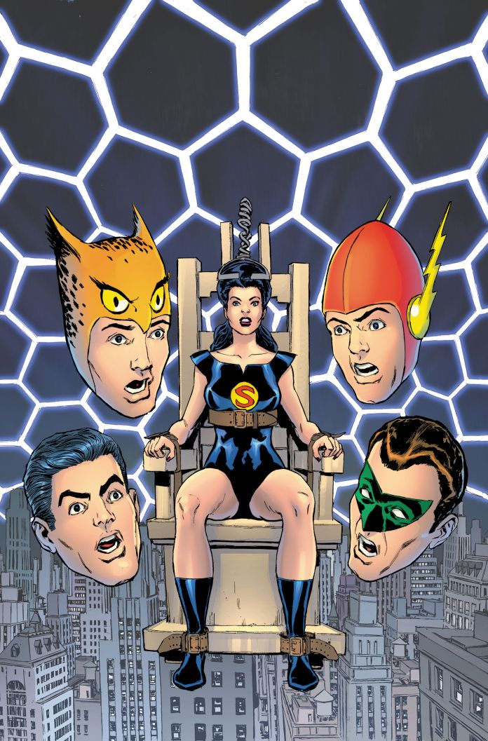 Convergence Crime Syndicate 1