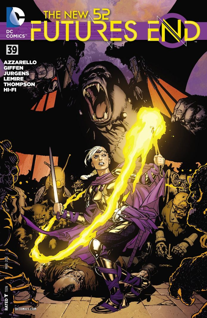 Futures End 39