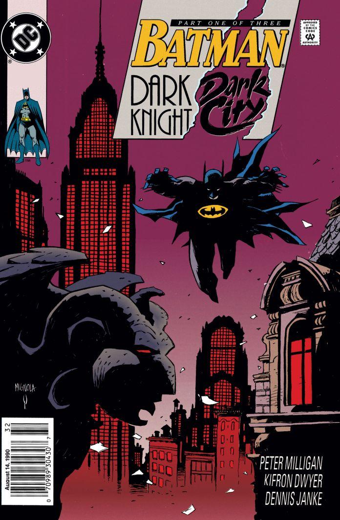 Batman Dark Knight Dark City
