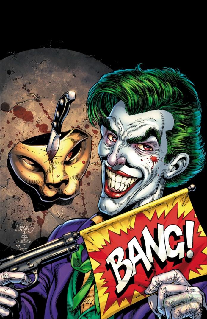 Secret Six Joker