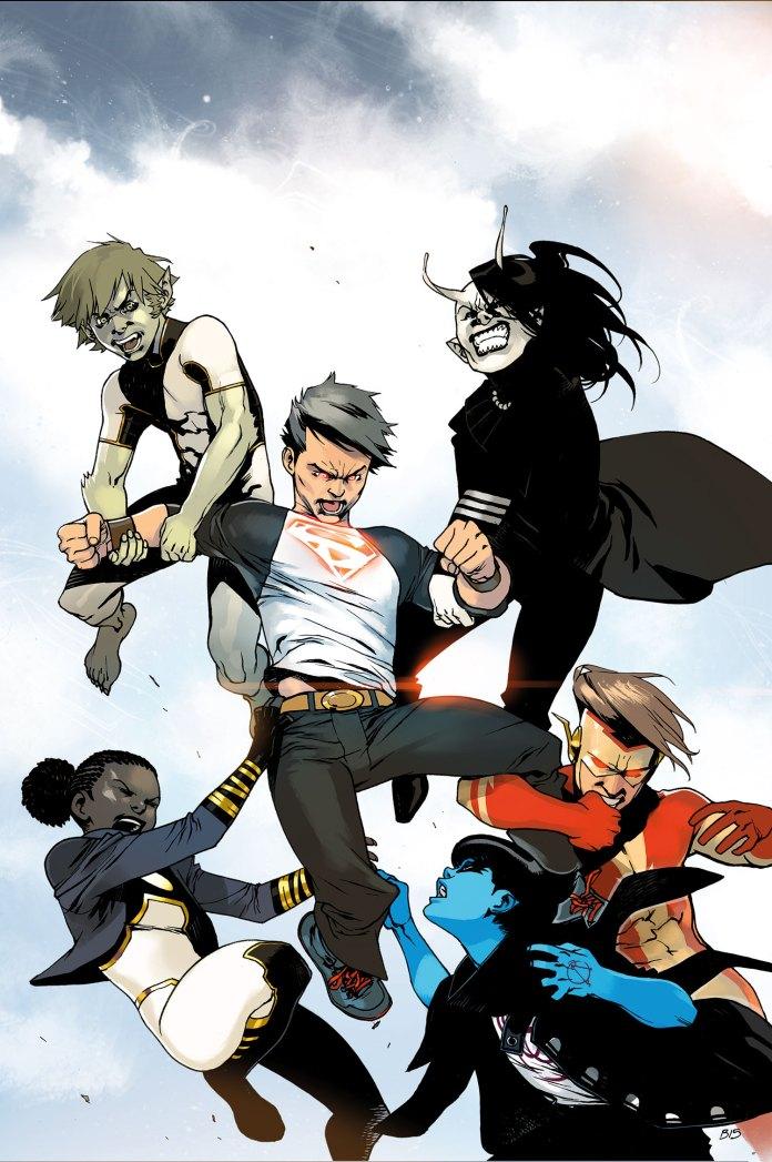 Teen Titans 9